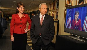 Sarah Palin on Saturday Night Live