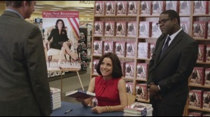 Some New Beginnings- Selina at book signing in Iowa