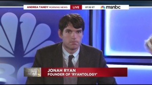 The Choice- Jonah on MSNBC