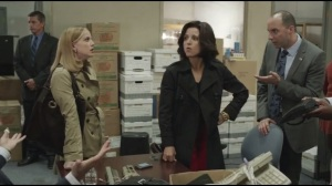 The Choice- Team Veep discusses POTUS' and Selina's abortion stances