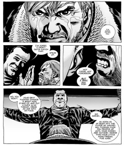 The Walking Dead #100- Prediction