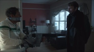 Buridan's Ass- Don Chumph tries to shoot Lorne Malvo
