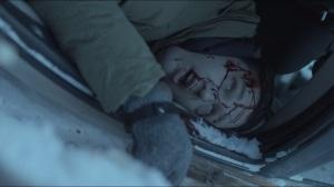 Buridan's Ass- Stavros finds Dmitri's body still inside car