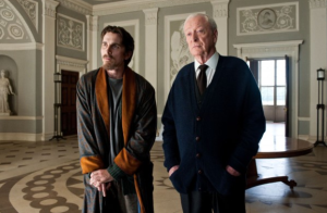 Dark Knight Rises- Bruce and Alfred