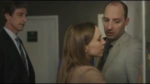 Detroit- Catherine and Andrew come to Selina's room