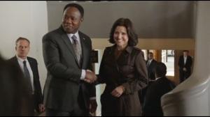 Detroit- Handshake with Maddox