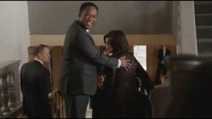 Detroit- Maddox puts his hand on Selina's back
