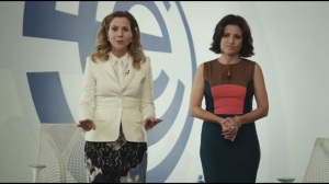 Detroit- Mina Houkenen and Selina Meyer for Q&A