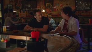 Getting the Poison Out- Hank and Levon discuss relationships at bar