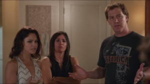 Getting the Poison Out- Nikki shows up with her manager, Jim, played by Jim Florentine
