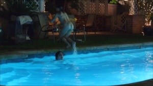 Kickoff- Levon and Nikki get caught fucking in the pool