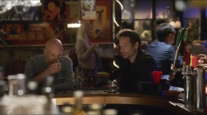 Levon- Hank and Charlie drink at bar