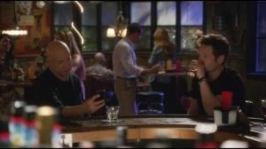 Like Father, Like Son- Charlie and Hank at bar