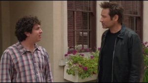 Like Father, Like Son- Hank admonishes Levon for his inappropriate behavior