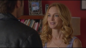 Like Father, Like Son- Julia asks Hank to keep an eye on Levon