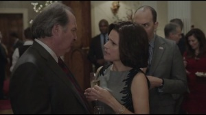 Special Relationship- Ben informs Selina about why the President couldn't come to London