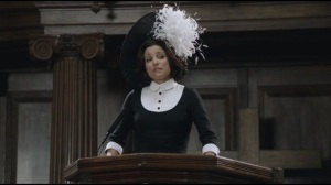 Special Relationship- Selina's goofy hat