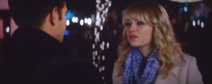 The Amazing Spider-Man 2- Gwen and Peter try to be friends