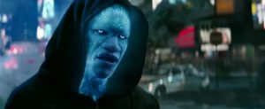 The Amazing Spider-Man 2- Max Dillon's transformation