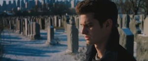 The Amazing Spider-Man 2- Peter at Gwen's grave