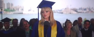 The Amazing Spider-Man 2- Valedictorian Gwen Stacy