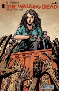 The Walking Dead #127 Cover