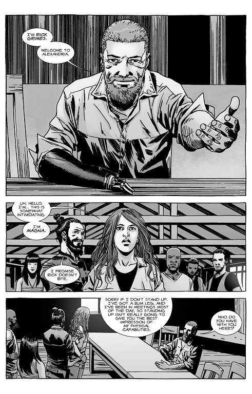 """ccc711caab38 A Look at The Walking Dead  127  """"A New Beginning"""""""