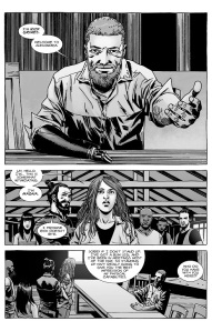 The Walking Dead #127- Welcome to Alexandria