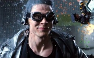 X-Men Days of Future Past- Evan Peters as Quicksilver