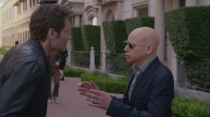 30 Minutes or Less- Charlie tells Hank about Stu's million dollar proposal