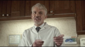 A Fox, a Rabbit and a Cabbage- Lorne Malvo the dentist