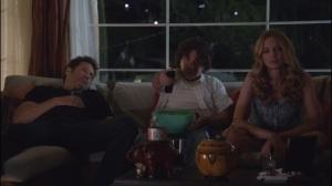 Daughter- Levon and Julia watch Santa Monica Cop while Hank sleeps