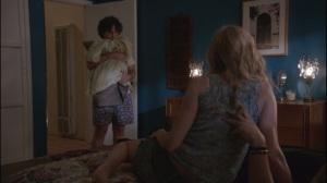 Daughter- Levon wants to sleep in the annex