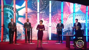 Debate- Selina forgets the third of her three R's of immigration