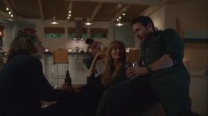 Dinner with Friends- Hank intervenes