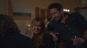 Dinner with Friends- Hank slides in on Rath and Karen's conversation