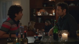 Dinner with Friends- Levon is glad that Rath isn't talking to Julia