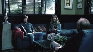 Faith, Hope, Love- Flashback, Hank and Karen meet with counselor