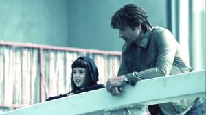 Faith, Hope, Love- Flashback, Hank and young Becca talk