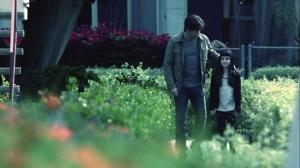 Faith, Hope, Love- Flashback, Hank with Becca