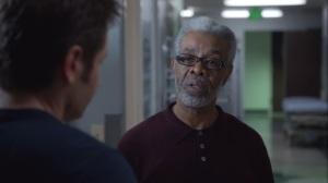 Faith, Hope, Love- Hank gets a pep talk