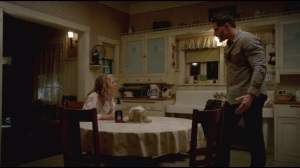 Jesus Gonna Be Here- Sookie and Alcide argue