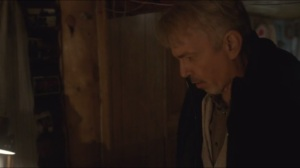 Morton's Fork- Lorne Malvo overhears on radio that police have picked up Lester