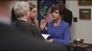 New Hampshire- Selina takes the Oath of Office