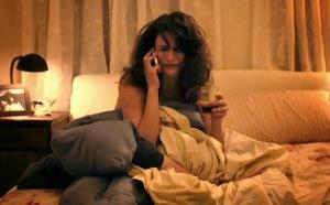 Obvious Child- Donna drunkenly calls Ryan