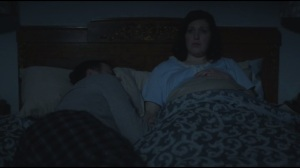 The Heap- Gus and Molly in bed