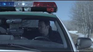 The Heap- Gus working on speeding patrol