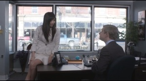 The Heap- Lester hits it off with Linda Park