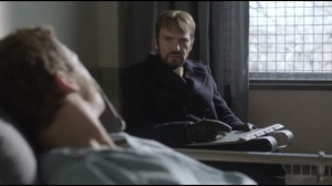 The Heap- Malvo confronts Mr. Wrench and tells him about Mr. Numbers