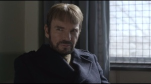 The Heap- Malvo stares down Mr. Wrench